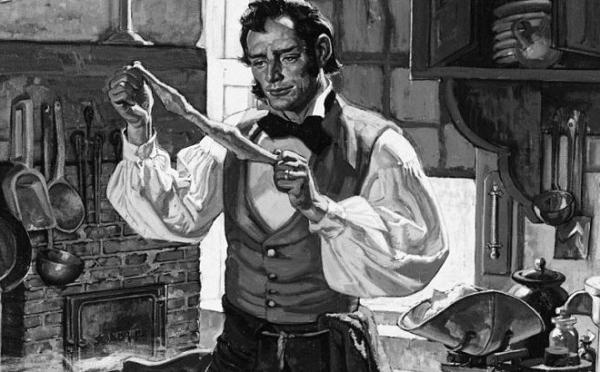 Charles Goodyear, người phát minh ra bao cao su bằng cao su tự nhiên. Ảnh:Esquire
