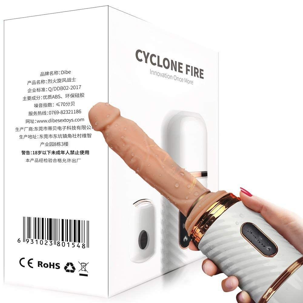 Dương vật tự sướng tỏ nhiệt tự động rung thụt sex nữ